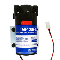 druckpumpe großhandel-RO 24V 50gpd Wasser Booster Pumpe 2500NH Erhöhen Umkehrosmose Wasser Systemdruck