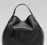 Wholesale Christmas Closures - New Women Fashion Shoulder bag, leather bag handbag ,HOT SALE WOMEN BAGS SHOULDER HOBO BAG TOTE HANDBAGS ,Closure type hasp bags 282308
