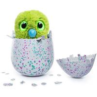 Wholesale Bird Electronics - Hatchimals Egg with Plush Interactive Hatchimal Egg Creative Eggs Interactive Adorable Growing Hatchimals Eggs Novelty Toys