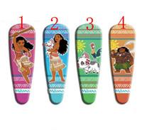 Wholesale Children Hair Pins - Girls moana Cartoon Cute pua HEIHEI MAUI Princess Hairpin Clips for Gifts Children Hair Accessories Moana Princess Hair Pin Hair Clip