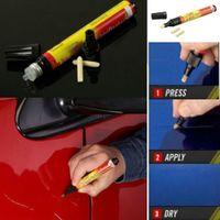 paquete de cuidado claro al por mayor-Arreglarlo PRO Car Coat Scratch Cover Quitar la pintura de la pluma Reparación de arañazos del coche para Simoniz Clear Pens Packing car styling care