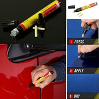 Wholesale Remove Scratches - Fix it PRO Car Coat Scratch Cover Remove Painting Pen Car Scratch Repair for Simoniz Clear Pens Packing car styling care