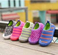 Wholesale Toddler Boys White Walking Shoes - NO NR061-NR075 light breathable Baby Boy Girl First Toddler Newborn Girls Lace-Up Brand size athletic shoes