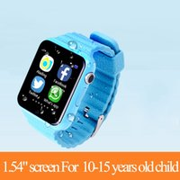 Wholesale Security Children Home - Children Security Anti Lost GPS Tracker V7K smart watch SIM  TF With camera Kids gift SOS Emergency For Iphone&Android PK Q90