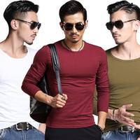Wholesale Cheap Green Tshirts - Man T shirts zipper for poloshirt men Pity Solid Color Rendering Unlined Upper Garment Men Clothing Wear t-shirt fashion tshirts bran cheap