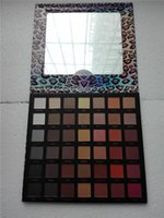 2017 Limited Edition Violet Voss Pro Ride Or Die Eyeshadow Palette 42 colori opachi Ombretto alta qualità palette di trucco
