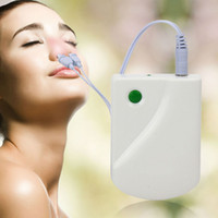 Wholesale Cure Laser - Nose Rhinitis Sinusitis Cure Therapy Massage Hay fever Low Frequency Pulse Laser Health Care Machine instrument Massager