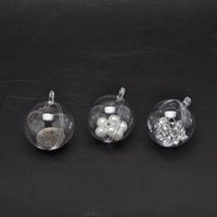 Wholesale Clear Plastic Xmas Balls - 6cm Transparent Clear Plastic Bauble Candy Box Gift Craft Xmas (Christmas) Wedding Christmas Tree DIY Decor Ball Ornament Wholesale ZA1476