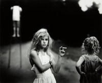 Wholesale Paper Wall Growth Chart - Free Shipping Sally Mann Candy Cigarette 1989 Art Print Poster 24x36 Art Posters Prints Home Decor Wall Paper 16 24 36 47 inches