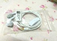 Wholesale Headphones Yj - Original 3.5MM Headphone Headset Earphone For Samsung S5830 NEW OEM handfree headphone earphones For S7 Edge All Samsung YJ Earphone