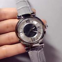 Wholesale Men S Watches Leather Strap - Luxury brand tag men 's wristwatch leather strap fashion quartz chronograph watch stop business sports watches