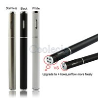 Wholesale Disposable E Cigarettes - Best quality upgrade disposable e cig vaporizer pen e cigarette oil vape pen .5ml empty cartridge vape pen