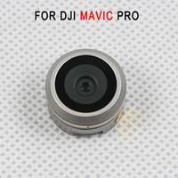 Wholesale Video Camera Repair - Genuine Original Gimbal 4K Video Camera Lens Repair Part For DJI MAVIC PRO Drone