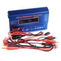 Wholesale Imax Cars - RC iMax B6 Li-ion Polymer Lipo Battery Balance Charger EC3 T Plug Connector 1-6S
