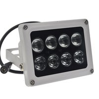 Wholesale 1pcs V m array led infrared light night vision IR illuminator Outdoor Waterproof for CCTV Camera
