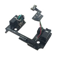 Wholesale Ipad Wheel - Wholesale- Free Shipping Original Mouse Encoder Wheel Scroll Click Switches LED Board for Ra.zer Ouroboros RZ01-007703 Mouse