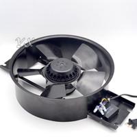 ventilateur de refroidissement à flux axial achat en gros de-250FZY6-D ventilateur axial à flux d'air 100W 220V armoire ventilateur de refroidissement tout le moteur en cuivre