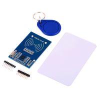 Wholesale Card Arduino Uno - RFID Sensor Module Key Card IC Card for Arduino UNO Mega 2560 R3 Nano AVR Raspberry Pi Pi