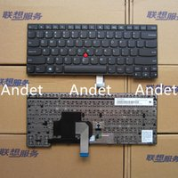 Wholesale Ibm Laptop Keyboard - New For IBM For Thinkpad E450 E455 E450C T450 W450 English Replace laptop keyboard With pointing sticks