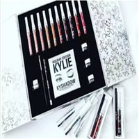2017 más nuevo Kylie Cosmetics Holiday Collection Big Box PREORDER INTERNATIONAL Holiday Collection caja grande envío gratis por dhl