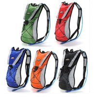 Wholesale Bicycle Hydration Backpack - Hydration Pack Water Rucksack Backpack Bladder Bag Camelbak Pack Cycling Bicycle Bike Hiking Climbing Pouch + 2L Hydration Bladder