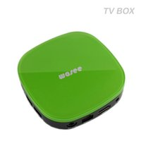 Green Android 6.0 tv boxe Günstigstes RK3229 Quad-Core 1GB 8GB Smart TV-Box WiFi 3D HDMI TV Günstige Set-Top-Box Media Player