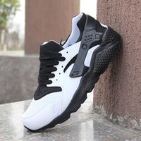 Wholesale White Pointed Shoes For Man - Hot sell Air Runing Shoes Huraches For Men Women Sneakers Zapatillas Deportivas Sport Shoes Zapatos Hombre men women Trainers Brand Huarache