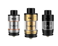 Wholesale Factory Control Systems - Clone Pharaoh RTA copy factory low price wholesale Innovative Airflow Control System 4.6ml Pharaoh RTA tank DHL free shipping