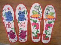 Wholesale Made Hands Fashion - fashion new Insoles, national fashion Insoles new hand-make Insoles