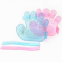 Wholesale Health Cloths - New Bath Shampoo Scalp Massage Brush Soft Silicone Body Head Hair Massage Comb Brush Health Care Head Massager Relaxation Tools AA