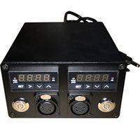 Wholesale Double Jack - 110v-280v double digital meter Heat Press Temperature Box Dual PID Controller Relay SSR Jack for Rosin Press
