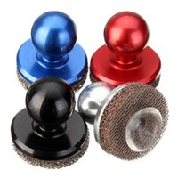 Wholesale Mini Joystick Game Controller - In Stock Mini Game Joystick Mobile Phone Physical Game Joystick Fling Touch Screen Rocker For iPhone4 Pads HCT Samsung Smart Phones