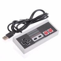 Wholesale Laptop Controller - Classic Gaming USB Controller Gamepad Game Pad for Nintendo NES Windows PC Mac