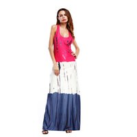 Wholesale Low Priced Maxi Dresses - solid color tank top style sleeveless maxi summer ankle length long dress women for wholesale low price