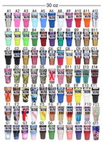 Wholesale Personality Pieces - 50 pieces 30 oz 20oz Cups Sports Mugs Large Capacity Stainless Steel Travel Mug