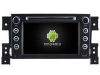 Wholesale Grand Vitara Radio - New Octa Core Android6.0 2GB RAM car dvd player stereo screen radio for Suzuki Grand Vitara 2005-2012 gps navi 3G dvr tape recorder headunit