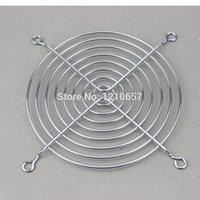 Wholesale Mesh Grilles Wholesale - Wholesale- 2Pieces LOT Fan Protection Net Grille 12CM 120mm Fan Iron Mesh Computer Case Fan Safety Net