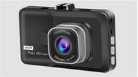 """100pcs New 3.0"""" CAR DVR D206 FHD1080P Car Camera Oncam Dash Camera120 Degree angle Dash Cam G-sensor Night Vision Video Recorder"""