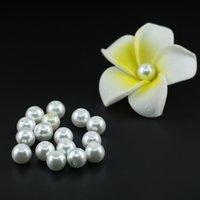 5000 Perles de Rocaille en Verre Blanc 2x2mm