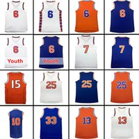 Wholesale Cheap Lavender - cheap men's 6 Kristaps Porzingis 15 7 Carmelo Anthony jersey 13 Joakim Noah 25 Derrick Rose 33 Ewing 10 Frazier basketball jerseys