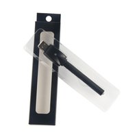Wholesale Ego Cigarette Refills - Open Vape Pen 280 mah eGo Automatic E Cigarette Battery with USB Charger for Refill CB D Th c Wax Oil Vaporizer Cartridges