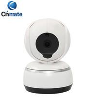 Wholesale Cloud Hd Mini - Home Security Wireless WIFI Mini IP Camera PanTilt HD 720P Video Smart Cloud P2P Surveillance Camera Night Vision CCTV Camera Baby Monitor
