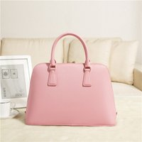 Wholesale Genuine Leather Designer Tote - Handbag Women Brand genuine leather bag brand designer tote luxury famous fashion shell high grade quality promotional M144