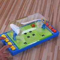 Wholesale Toys Basketball Board - Basketball Shooting Game Desktop Family Party Playing Board Games Toys For Kid And Adult