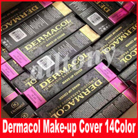 black skin types - Dermacol Base Make Up Cover Primer Concealer Professional Face Foundation Contour Palette g Colors