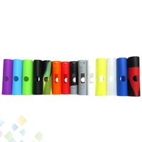 Wholesale Cigarettes Box Cover - Colorful Silicone Case for Kanger Subox Mini Box mod Protective Case Fit Kangertech E Cigarette Rubber Sleeve Protective Cover DHL Free