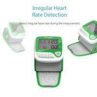 Wholesale Wholesale Automatic Blood Pressure Monitor - Hot Koogeek Smart Wrist Blood Pressure Monitor with Heart Rate Detection and Memory Function Fully Automatic for Home Use F170112