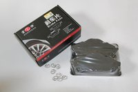 Wholesale ford brakes - 4pcs lot Auto Parts automobile Brake Pads for ford everest