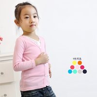 Wholesale Hoodie Promotion - Wholesale- promotion free shipping kid's knit shirt cotton material wholesale boy&girl casual children full coat children outerwear hoodies