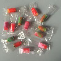 Wholesale Drip Tip Round Plastic - Colorful Round 510 Wide Bore Drip Tips For E cigs Plastic Colors Mouthpiece Fit Cloupor Taotie Airek Atomizer Hot Sale DHL Free